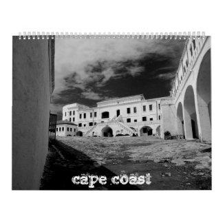 cape coast calendar