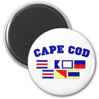 Cape Cod 2 2 Inch Round Magnet