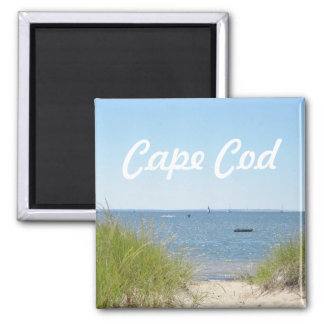 Cape Cod beach photo Magnet