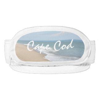 Cape Cod beach photo Visor