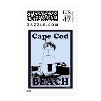 Cape Cod Beach Postage