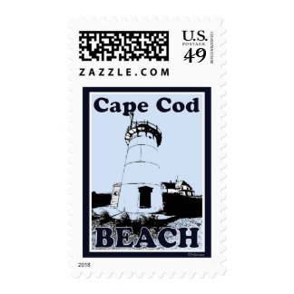 Cape Cod Beach Postage