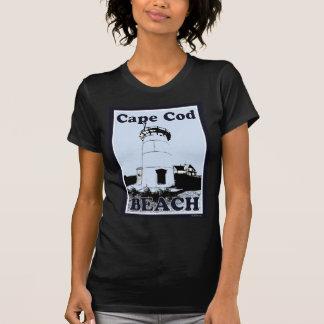 Cape Cod Beach Poster T-shirt