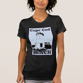 Cape Cod Beach Poster T-Shirt