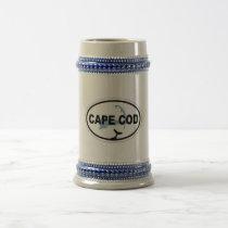 Cape Cod. Beer Stein