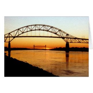 Cape Cod Bourne Bridge Cards