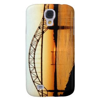 Cape Cod Bourne Bridge Samsung Galaxy S4 Cases