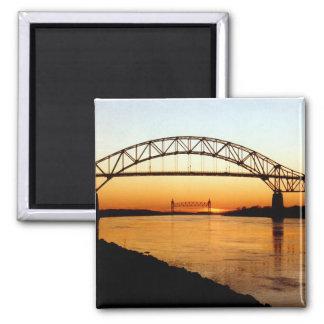 Cape Cod Bourne Bridge Magnets