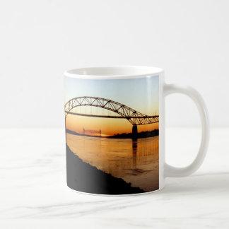 Cape Cod Bourne Bridge Mugs