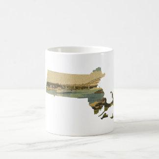 Cape Cod Bridge Massachusetts mug