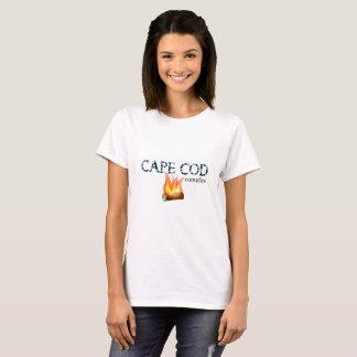 Cape Cod Campfire Ladies Tee