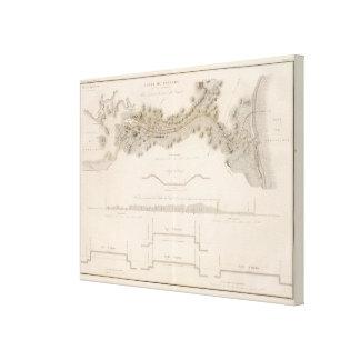 Cape Cod Canal Canvas Print