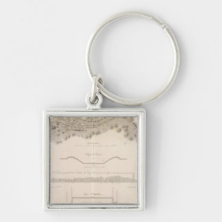 Cape Cod Canal Keychain