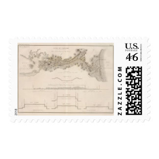 Cape Cod Canal Postage Stamps