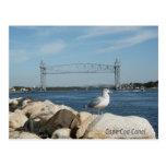 Cape Cod Canal Postcard