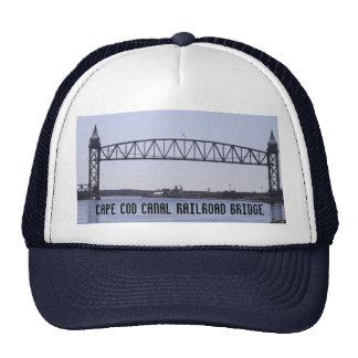 Cape Cod Canal Railroad Bridge Hat
