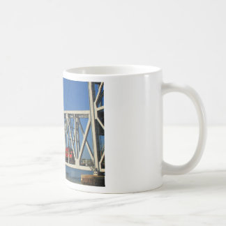 Cape Cod Canal Railroad Bridge Coffee Mugs