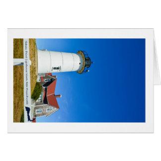 Cape Cod. Card