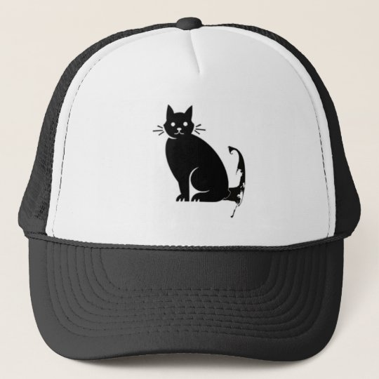 CAPE COD CAT TRUCKER HAT