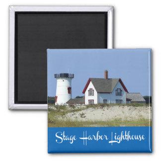Cape Cod, Chatham, imán del faro de Massachusetts