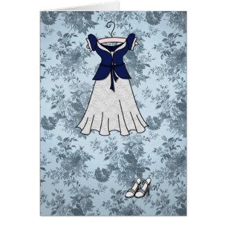 'Cape Cod' Dress Card