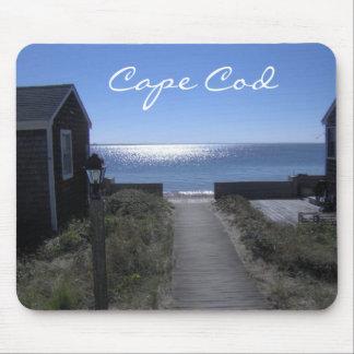 Cape Cod en la oscuridad Mousepad