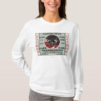 Cape Cod Harvard Eatmor Cranberries Brand T-Shirt