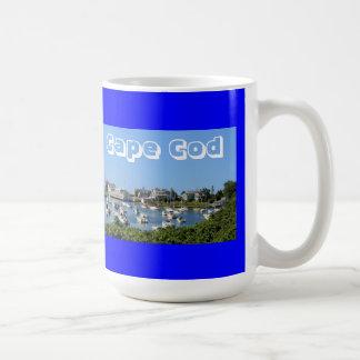 Cape Cod Harwich Massachusetts Wychmere Harbor Mug