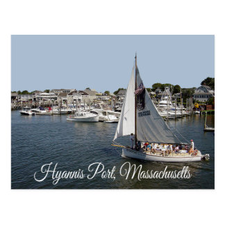 Cape Cod, Hyannis Port,  Massachusetts USA Postcard