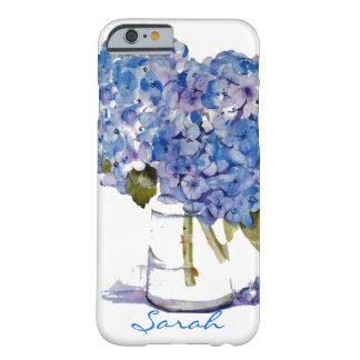Cape Cod Hydrangeas iPhone 6 case Personalized