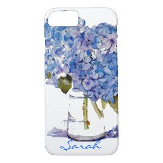 Cape Cod Hydrangeas iPhone 7 case Personalized