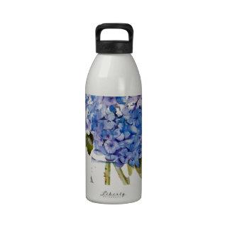 Cape Cod Hydrangeas Drinking Bottles