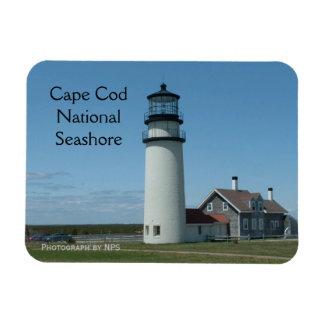 Cape Cod, imán del faro de la montaña