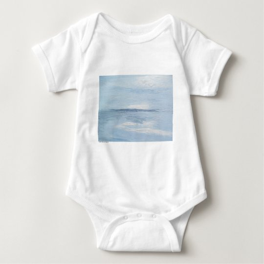 Cape Cod Light #13 Baby Bodysuit