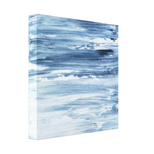 Cape Cod Light #1 Abstract Painting [canvas print] Canvas Print