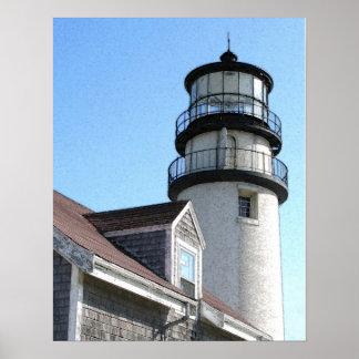 Cape Cod Light Poster