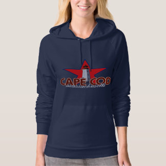 Cape Cod Lighthouse Hoodie