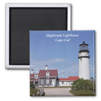 Cape Cod Lighthouse Magnet
