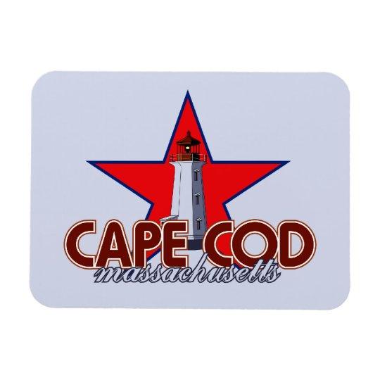 Cape Cod Lighthouse Magnet