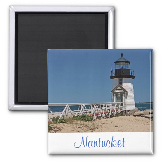 Cape Cod Lighthouse, Nantucket  MA Magnet