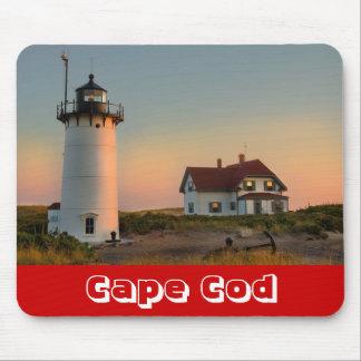 Cape Cod  Lighthouse Provincetown MA Mousepad