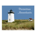Cape Cod Lighthouse Provincetown MA  Post Card