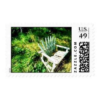 Cape Cod Loveseat Stamps
