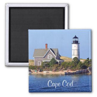 Cape Cod MA Sandy Neck Lighthouse Fridge Magnet