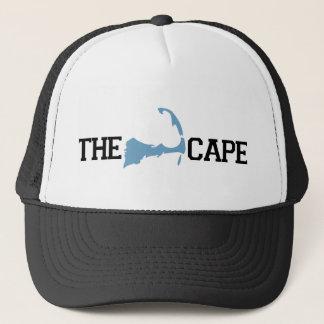 """Cape Cod """"Map"""" Design. Trucker Hat"""