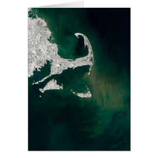 Cape Cod, Martha's Vineyard and Nantucket Greeting Card