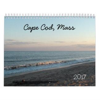 Cape Cod, Mass 2017 Calendar