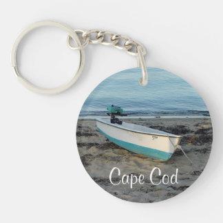 Cape Cod Massachusetts Beach Keychain Acrylic Keychain