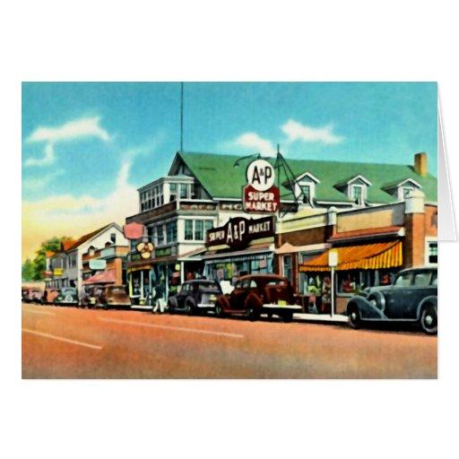 Cape Cod Massachusetts Card
