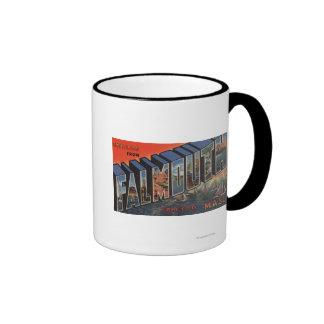 Cape Cod, Massachusetts (Falmouth) Ringer Mug